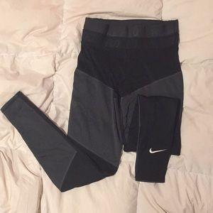 Nike Pro Thermal Leggings Size Small
